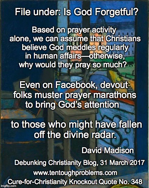 David Madison – Quotes   Ten Tough Problems in Christian ...