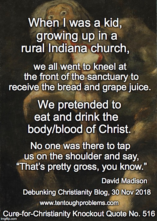 David Madison – Quotes | Ten Tough Problems in Christian ...