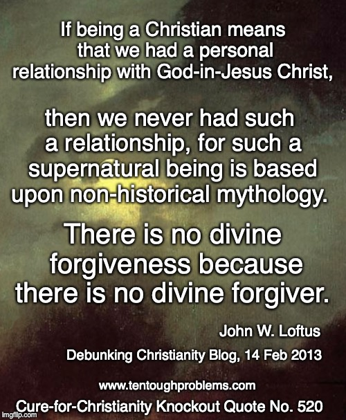 Forgiveness Is Divine Quote: Ten Tough Problems In Christian